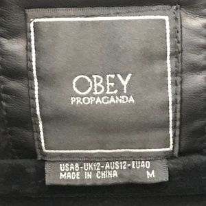 Obey Jackets & Coats - Obey Rapture Jacket